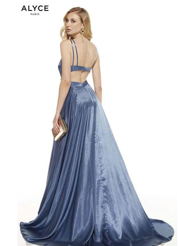 Alyce Paris Charmeuse Aline Gown2