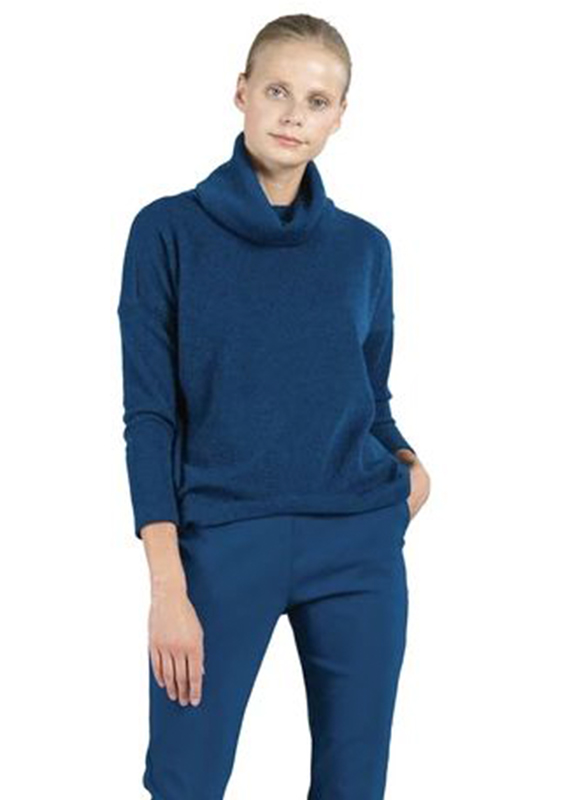 Clara Sun Woo Cowl Neck Sweater