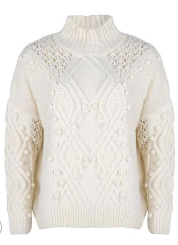 Esqualo 3D Sweater
