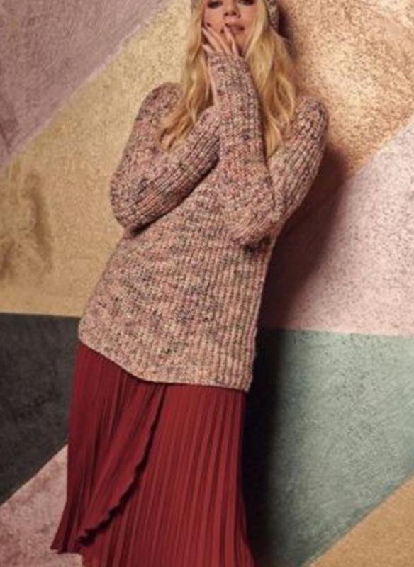 Esqualo Multi Colored Sweater