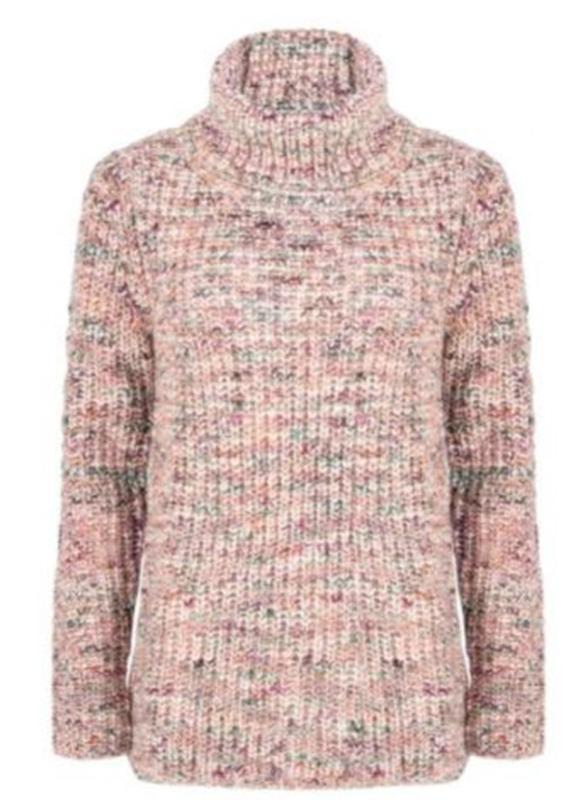 Esqualo Multi Colored Sweater2