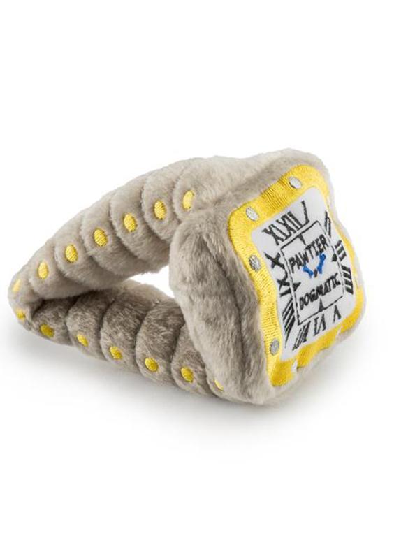 Haute Diggity Dog Pawtier Watch Toy