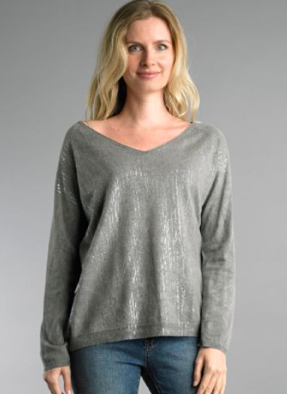 Tempo Paris Sparkle Sweater