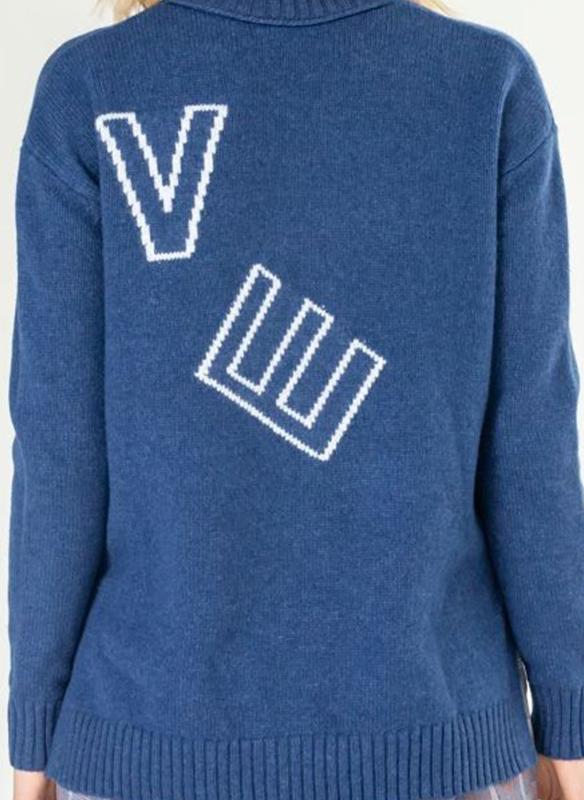 Zacket & Plover L-O-V-E Sweater