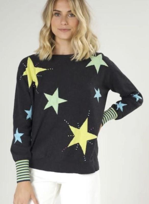 Zacket & Plover Super Star Sweater