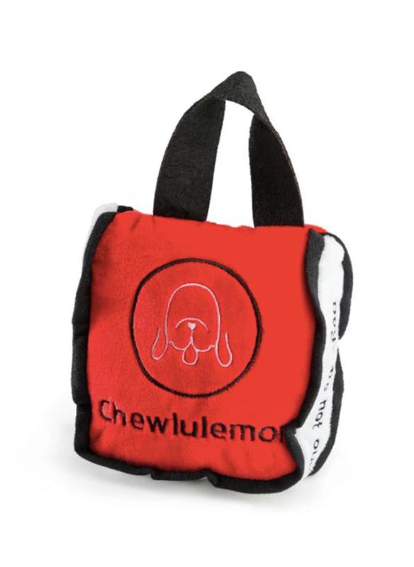 Haute Diggity Dog Chewlulemon Bag Toy