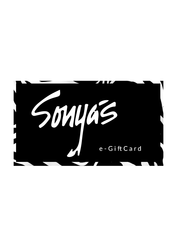 e gift card conyas clothing