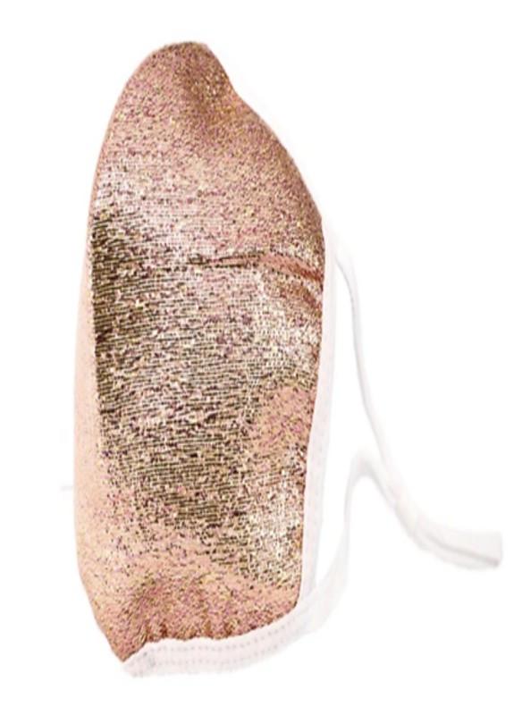 Berek Metallic Textured Mask