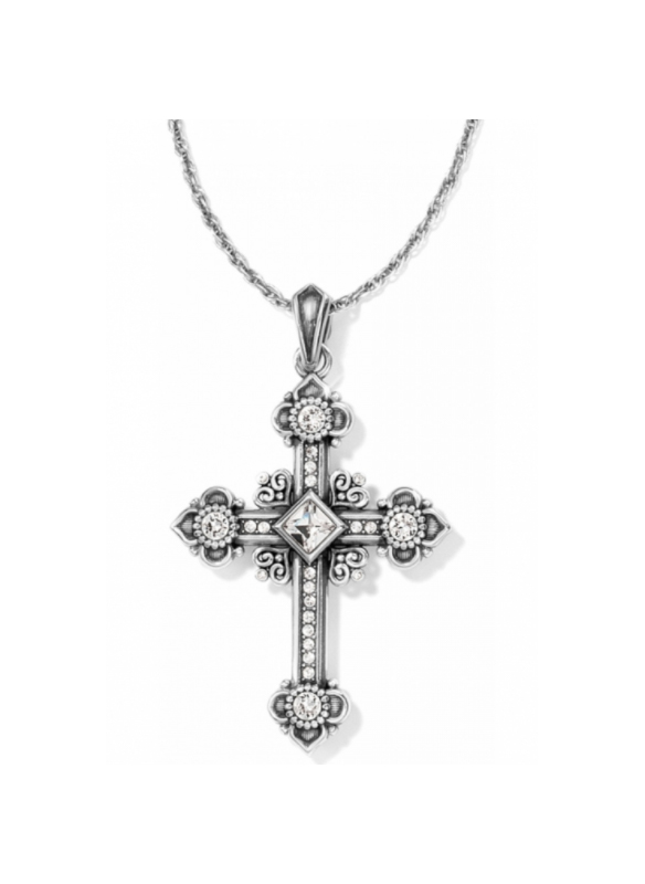 Brighton Alcazar Cross Necklace