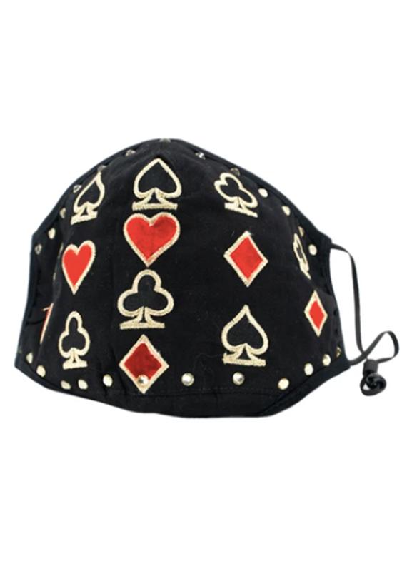 Berek A Deck Of Cards Mask
