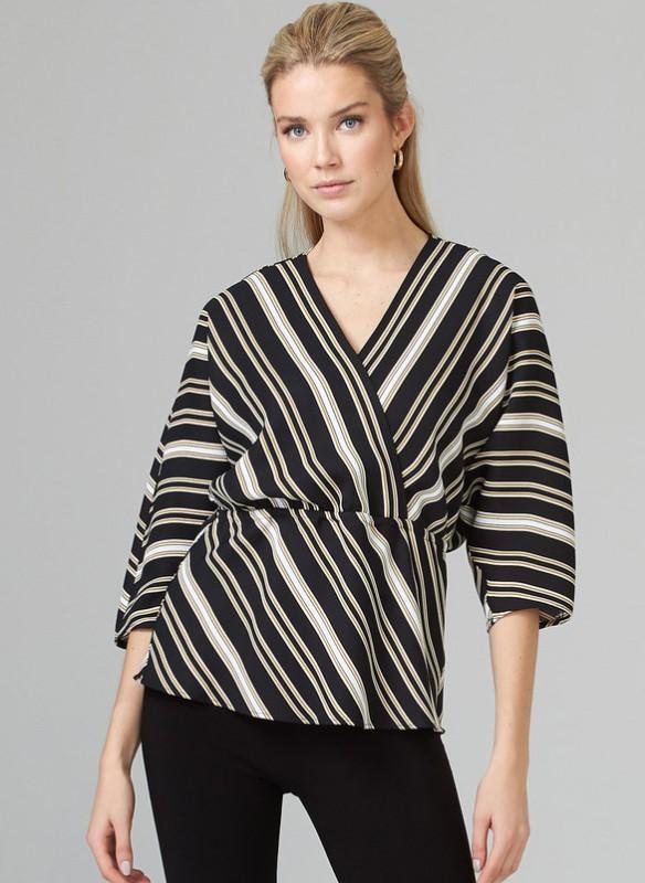 Joseph Ribkoff Kimono Style Blouse