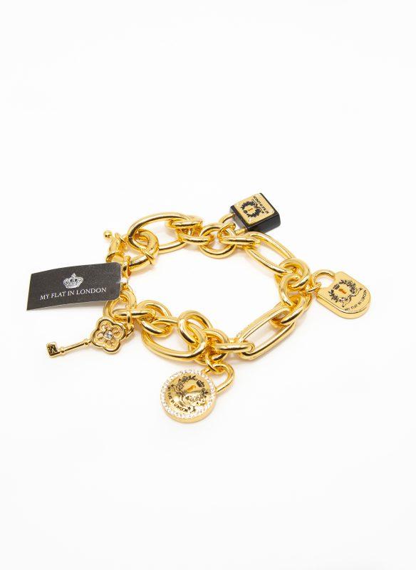 Love Locks Bracelet