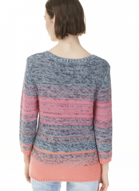 Charlie B Space Dye Yarn Sweater