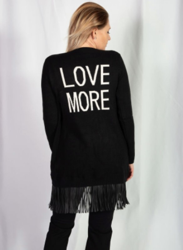 A.Z.I. Love More Cardigan