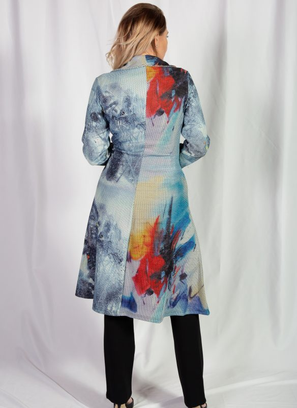 Fantazia Textured Color Jacket