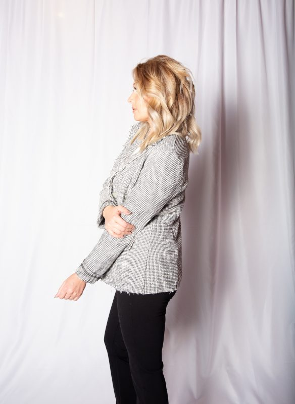 Tempo Paris Boucle Jacket