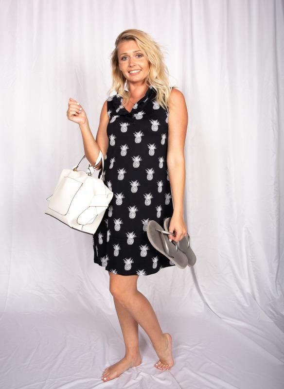 Lulu-B Pineapple Dress