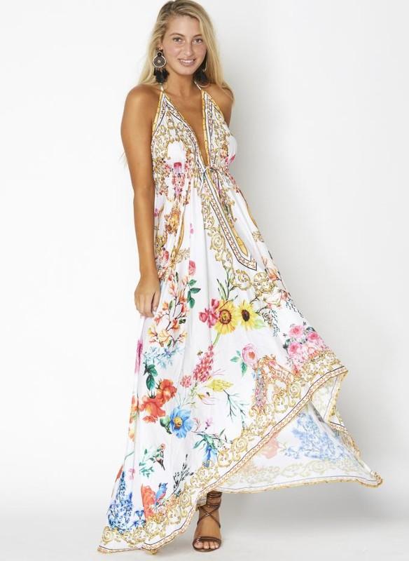 Ranee's Hawaii Floral Dress