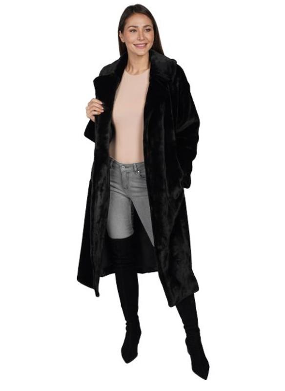 Love Token Freddy Faux Fur Coat