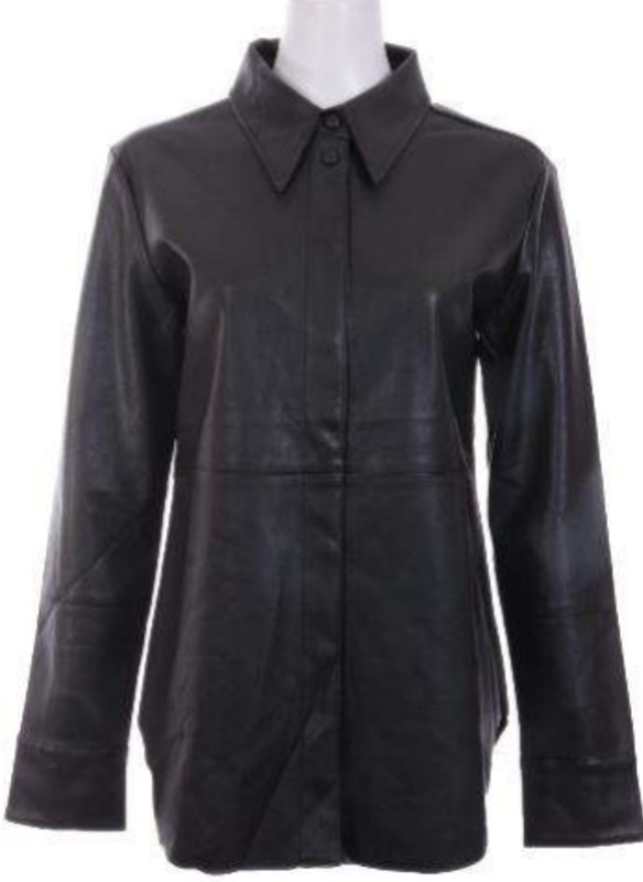 Dolce Cabo Vegan Leather Shirt